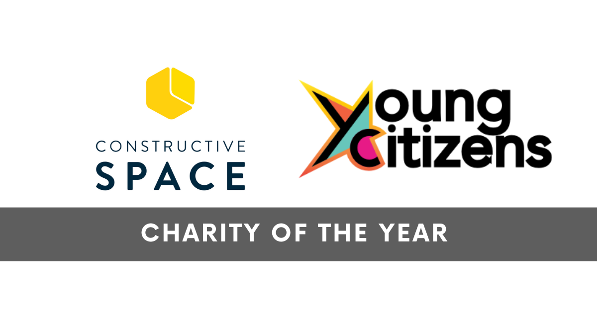 Young Citizens - Our 2020 Charity of the Year