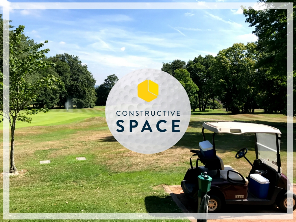 Constructive Space for MS Trust Golf Day