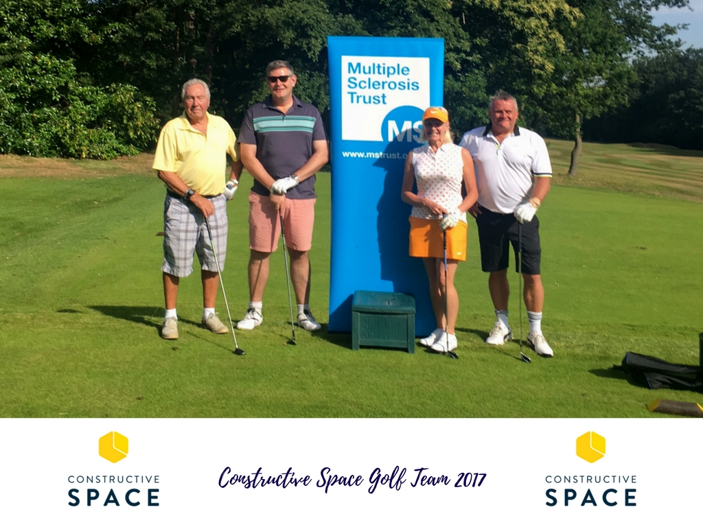 Constructive Space Golf Team Ms Trust