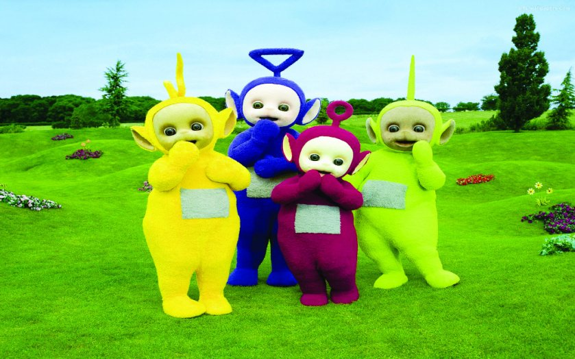 Teletubbies are making a comeback - and, like their audience, they're more tech savvy